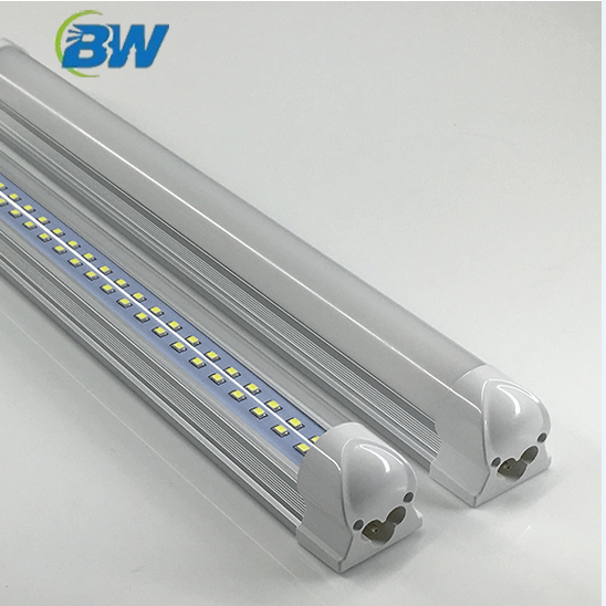 Microwave Sensor Dimmable 30w 50w 60w Batten Indoor IP65 Tri-proof Led Light