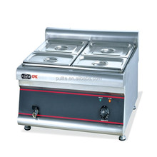 Wholesale price Counter Top Electric Bain Marie(4 pan) OT-4