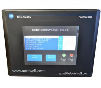 Allen Bradley 2711-t10g20 Panelview 1000 Ethernet Ip Communication And  Rs-232 Printer Port - Buy 2711-t10g20,Allen Bradley Panelview 1000,Used  Allen