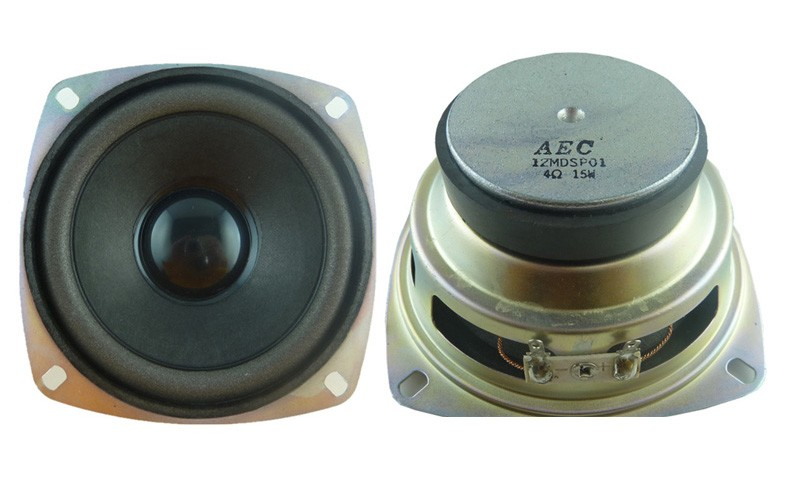 Cheap Price 105mm Mini Loudspeaker Part 4 Inch 15w 4ohm Speaker ...