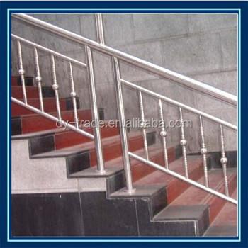 Stair Design Railing Handrail Stainless Steel Ball