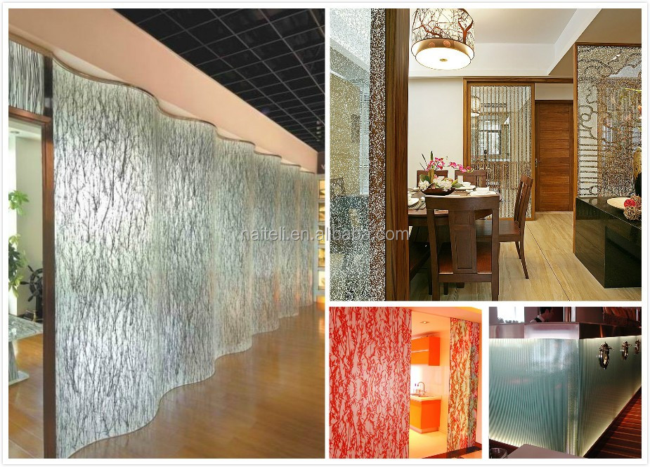 Resin Panels For Kitchen : Transparent decorative petg resin ceiling wall panels