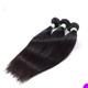 Free sample raw 8 inch virgin remy indian hair weft,full ends nubian hair weave