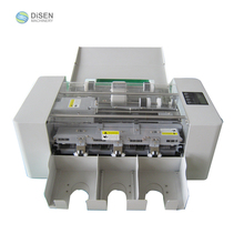 Electric manual pvc plastic card die cutter visit post id credit card a4 a3 lda full automatic name business card cutter