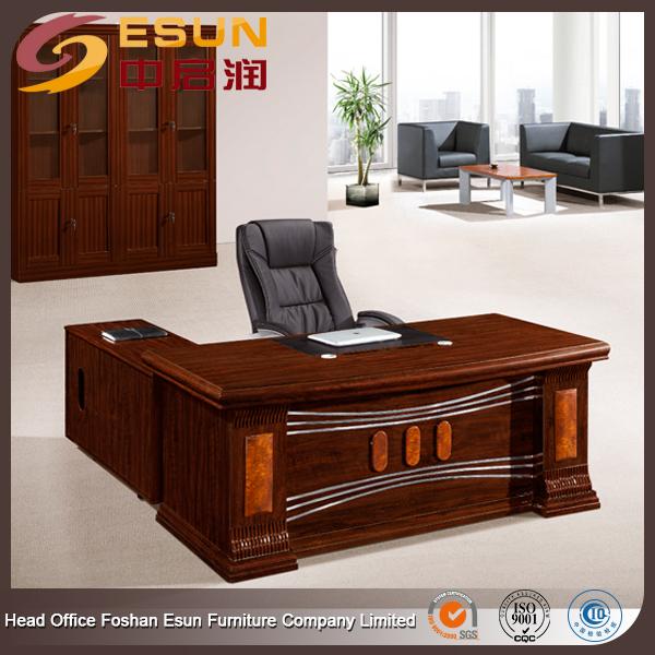 High End klassischen Büromöbel Tisch Executive Ceo Schreibtisch ...
