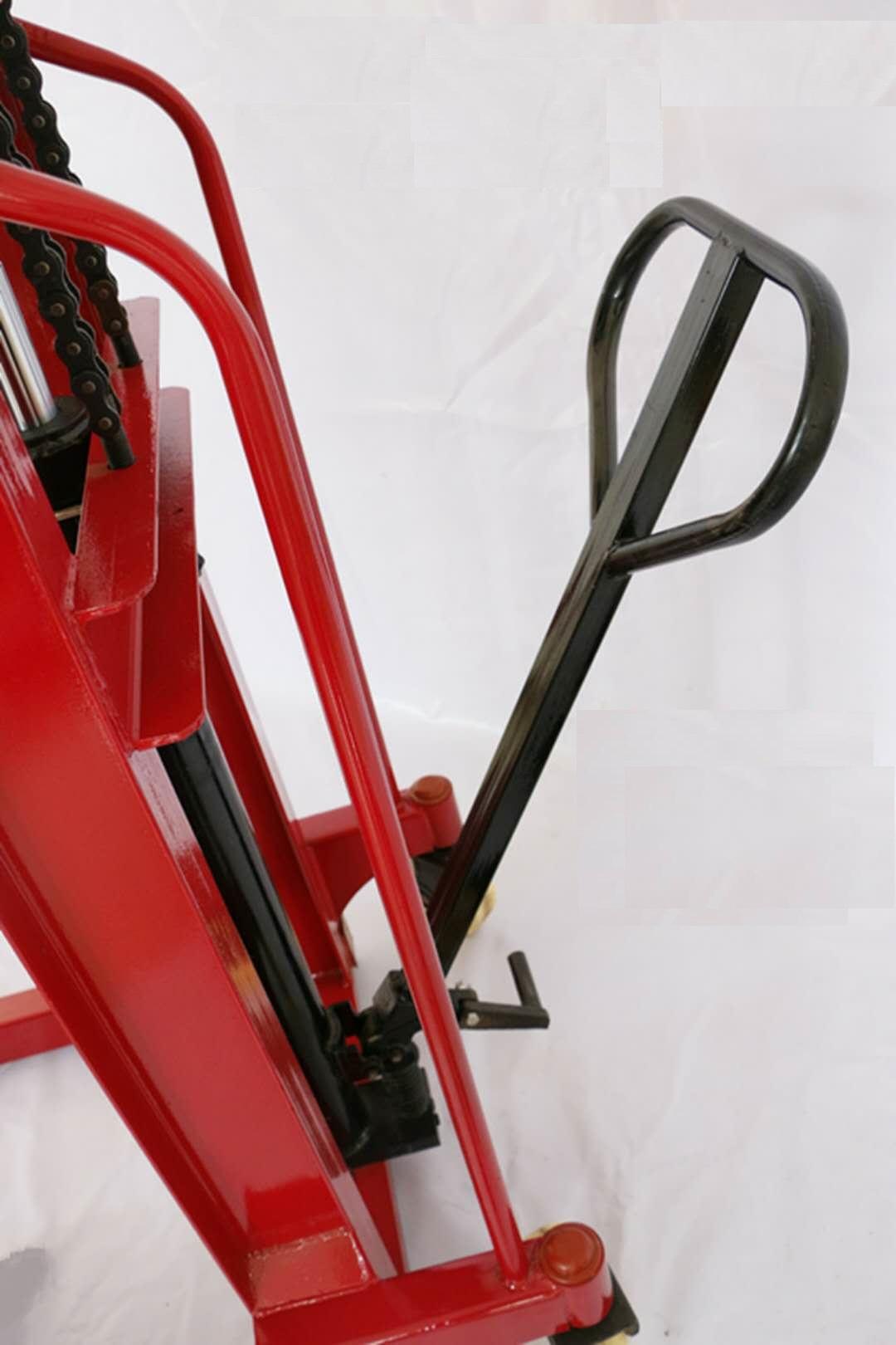 kalmar 1.5 ton 3ton manual jack ac pump hand pallet truck hydraulic lifter  ...