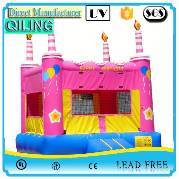 China Gold Supplier Best interesting game ben 10 bouncer for children