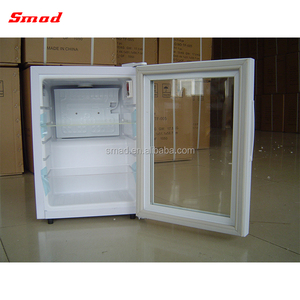 OEM Wholesales Price 75L Hotel Mini Refrigerator With Single Solid Door