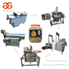 2017 Hot Sale Philippines Chicharon Bulaklak Making Machine Fried Pork Rind Chips Processing Line