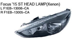 OEM F1EB-13006-CA F1EB-13005-CA VOOR FORD VOOR FOCUS ST 2015' Auto lamp hoofd licht (Xenon)