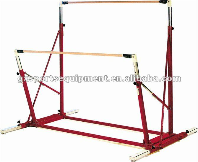 Adjustable Movable Gym Uneven Bars Buy Uneven Bars Gym
