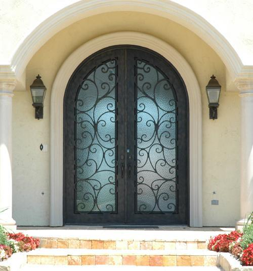 Steel Entry Doors Arch Top Iron Main Door Buy Arched Top