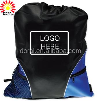 Custom Large Drawstring Bags No Minimum Kids Bag Product On