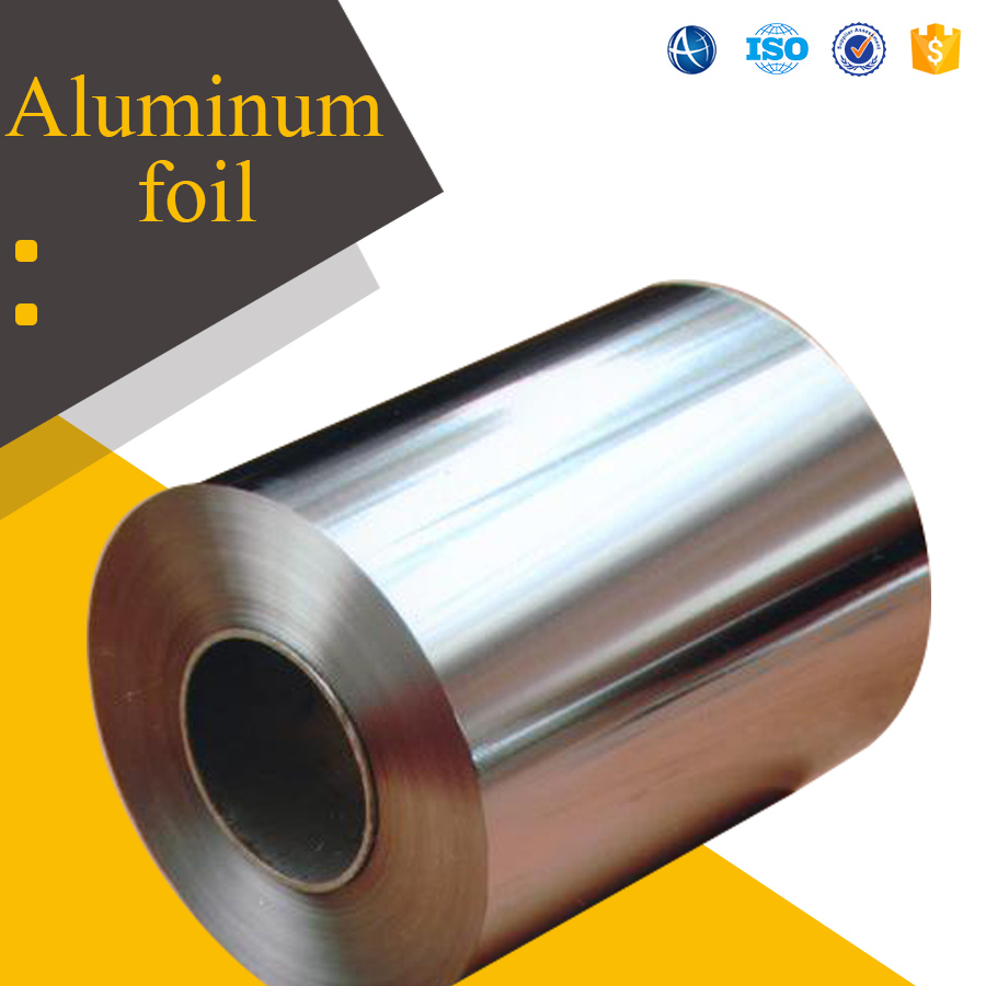 wholesale factory price 8011 O H18 industrial aluminum foil roll