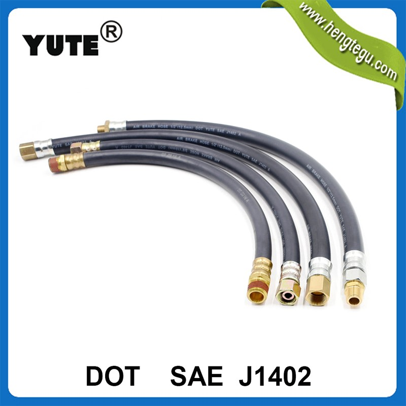 YUTE heat resistant sae 30r7 fuel line and vapor emission hose