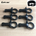 6PCS lot High quality O Shape Adjustable Stainless Steel Anchor Shackle Outdoor Camping Survival Rope Paracord