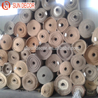 High quality machine woven sisal fiber price