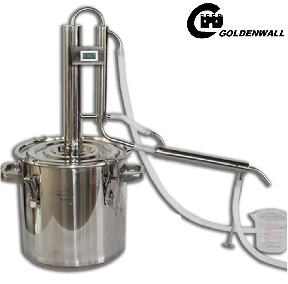 Get Quotations · CGOLDENWALL Stainless steel Domestic wine making device\ Wine maker\wine making equipment\Liquor