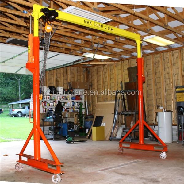 Overhead Crane 500kg : Kg mini gantry crane design buy