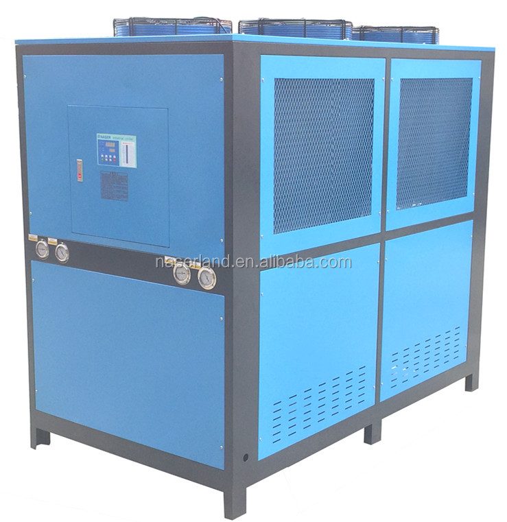 15tons 50KW recirculating chiller with circulation pump