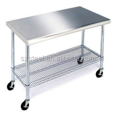 Restaurant Kitchen Metal Shelves restaurant kitchen stainless steel shelves, restaurant kitchen