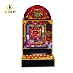 Arcade machine munt hout video slot machine casino slot machine roulette