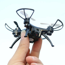 Hot sale toy rc mini drone fixed high mark photography WIFI drones with hd camera and gyro