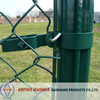 Competitive price used chain link fence post anping factory