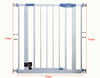 Baby Safety Gate/ Indoor Dog Gate/Stairway folding Pet Fenc
