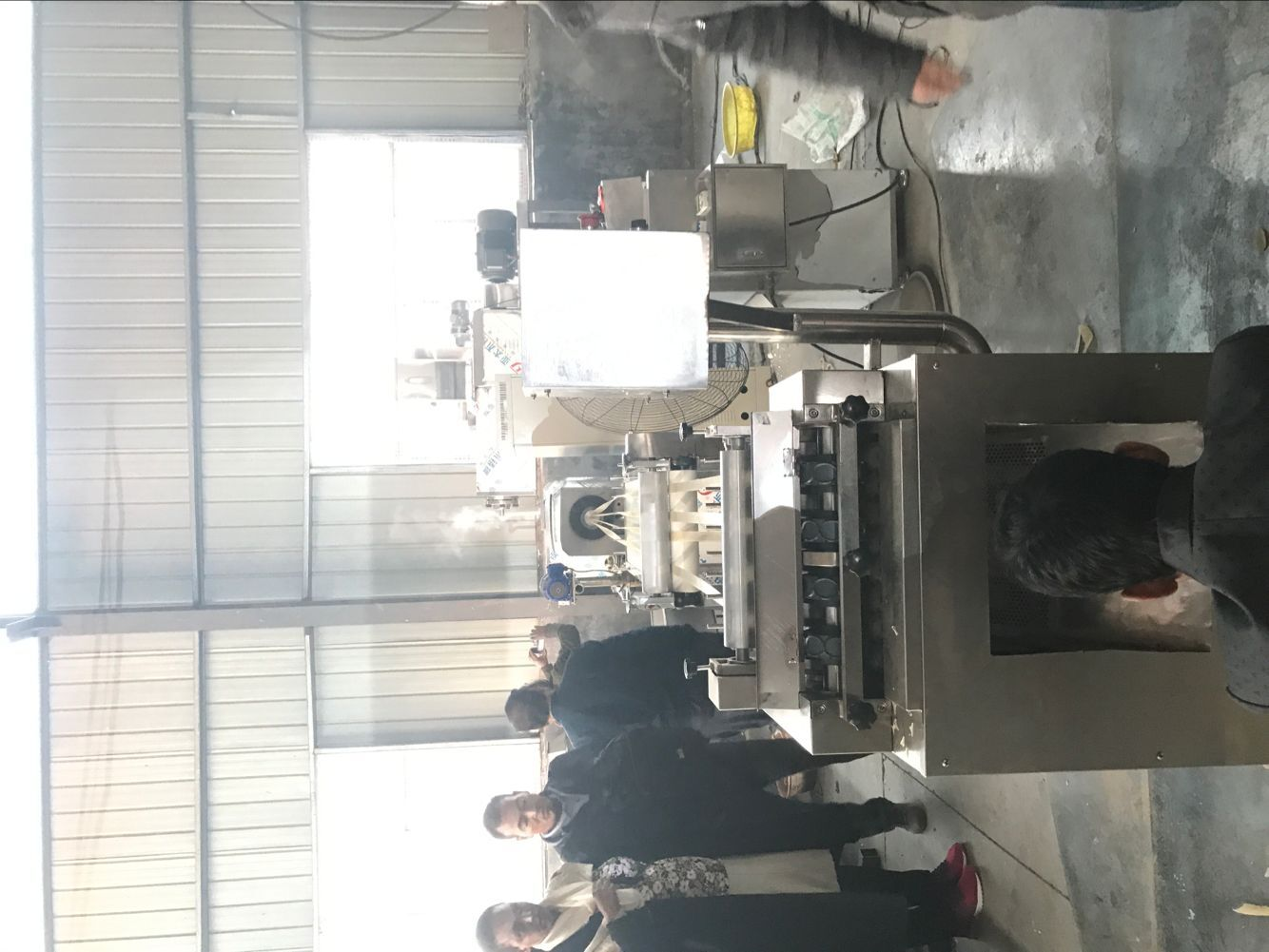 Wave chips snack pellet extruder machine