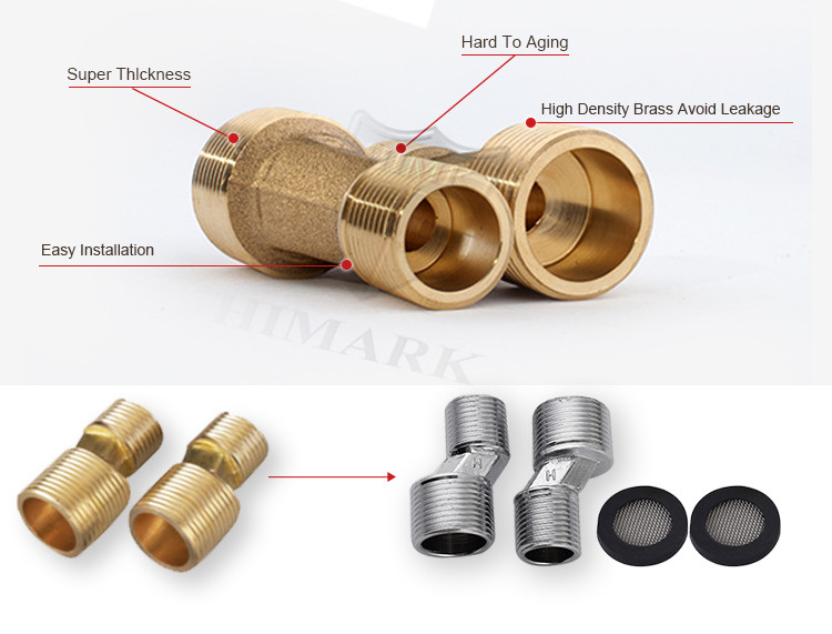Golden Shower Set China Bathroom Sanitary Fittings Names ...