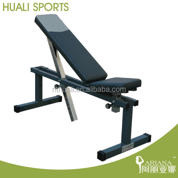 2014 new product Foldable Curved Exercise Sit Up bench Gym Crunch Fitness Workout sit up Bench