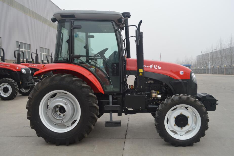 SJH904B Wheel tractors price list of agricultural products