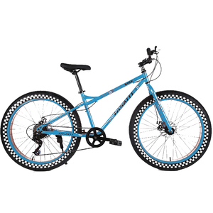 Adult chopper Light weight fat bike 26,Sports suspension fork fat bicycle,cheap price beach cruiser fat tyre cycle for sale
