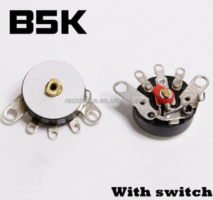 Dimmer Rotary Switch Potentiometer 5k