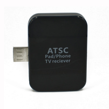 Hot Micro USB Mini TV ATSC dongle on Pad/Phone for Watching Free TV OTG Android ATSC dongle for Mexico
