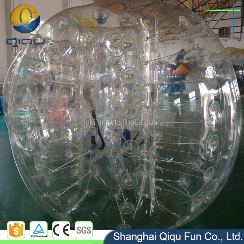 Inflatable Buddy Bumper Ball / Wearable Bubble Ball Soccer / inflatable body bumper ball Suit for Kids and adults