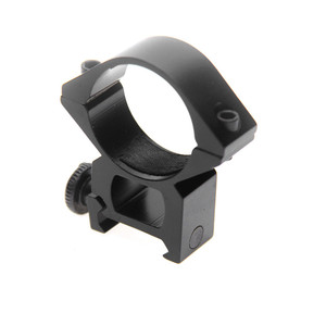 Hunting Riflescope Rings Zero Recoil Mount Weaver Rail Scope Ring Mounts