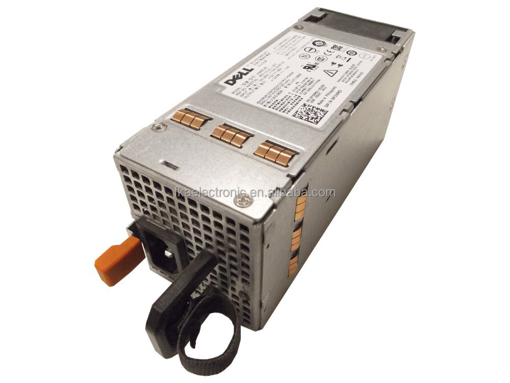 F5XMD Power Supply For Dell Poweredge T410 Server PSU 580W H371J 580W A580E-S0