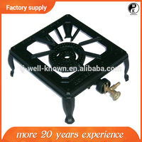 CE Approved Table Installation outdoor portable cast iron gas cooker