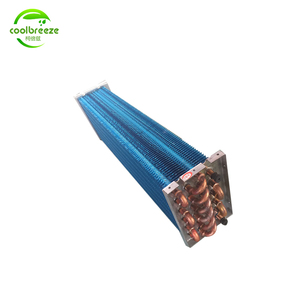 plastic machinery cooler oil spare parts aluminum brazed plate bar heat exchanger for crane