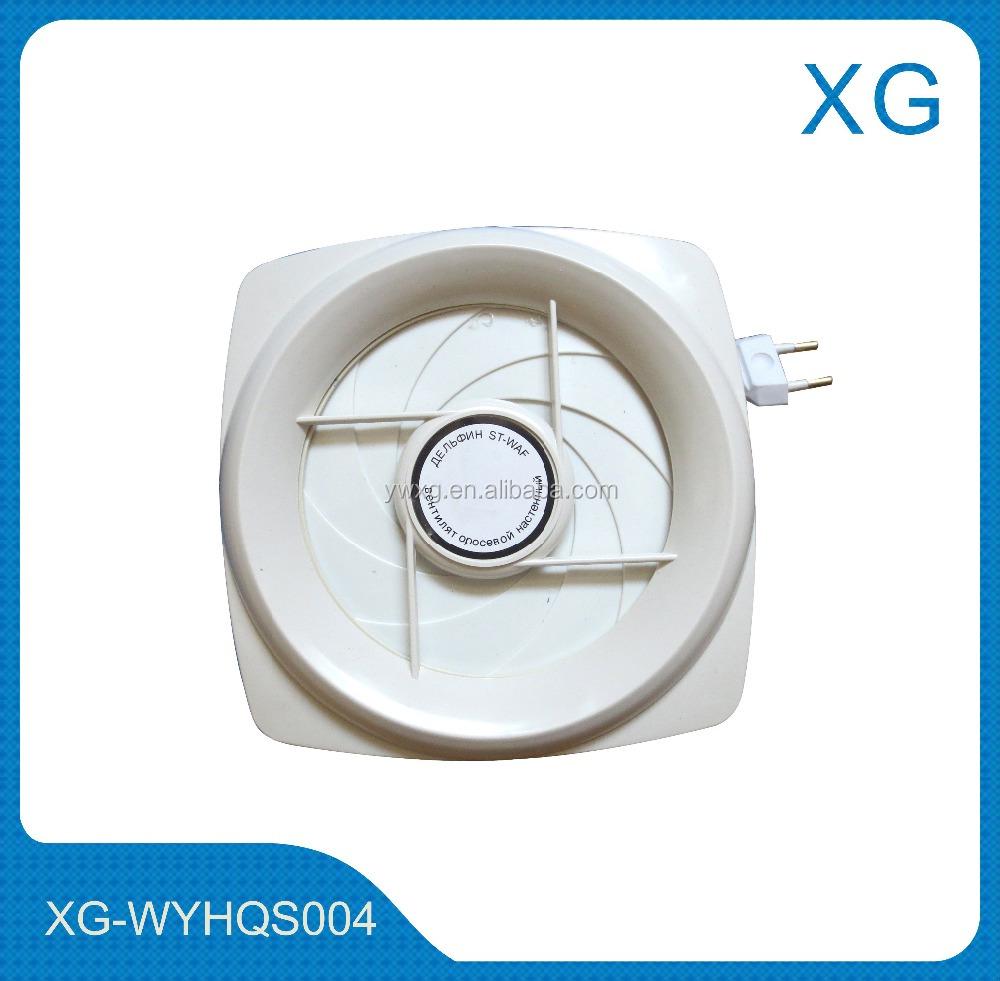 Bathroom Exhaust Fan With Shutter: Manual Ceiling Mounted Ventilator Fan/shutter Exhaust Fan