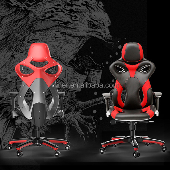 Fast Shipping Racing Seat Ergonomic Office Gaming Chair Swivel Leather Recline Chairs
