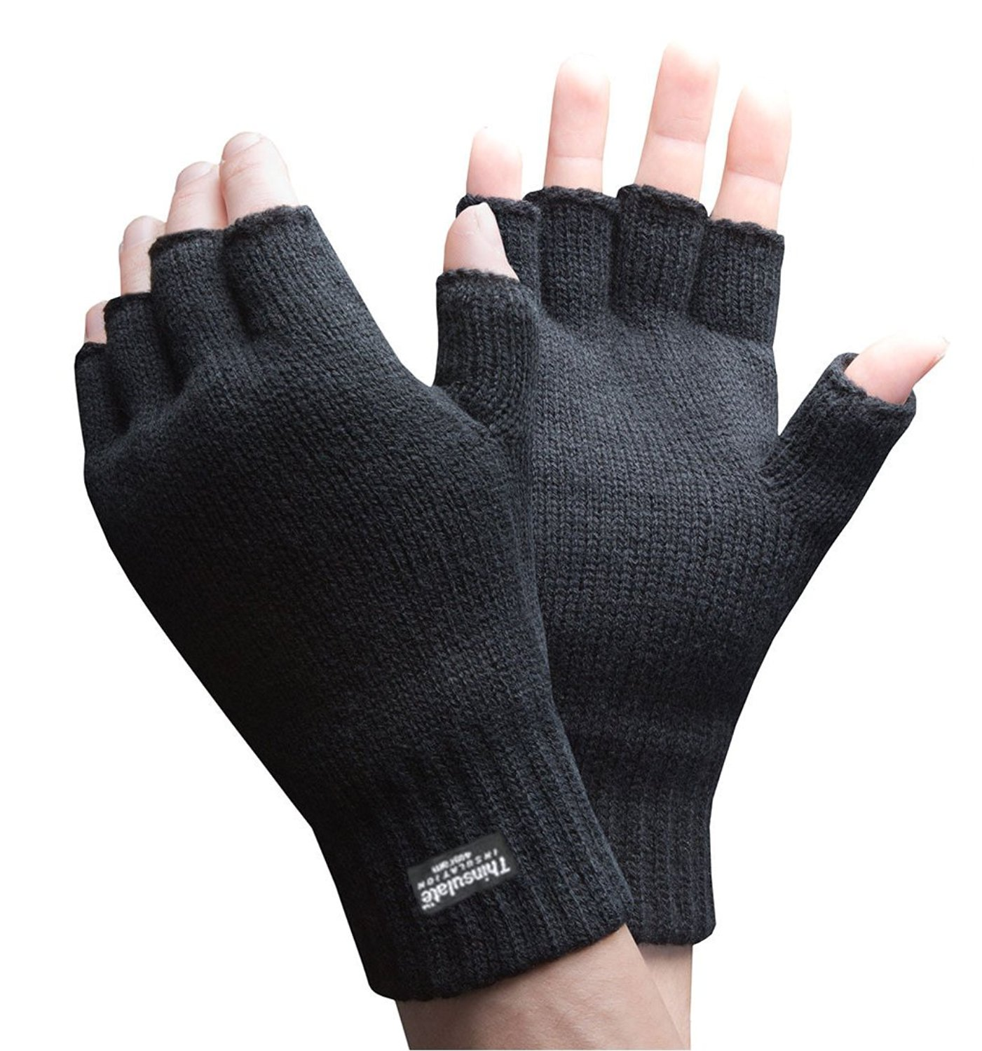 What are called fingerless gloves 82