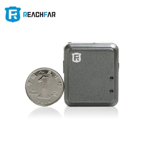 Hot sale manual smart gps vehicle tracker anti theft gps tracker with coin  size