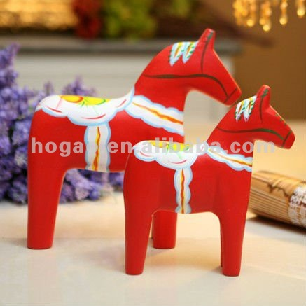 decorative resin horse, resin crafts, poly resin horse crafts