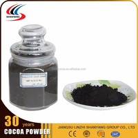 Manufacture soy free PH7.5-8.5alkalized cocoa powder most popular