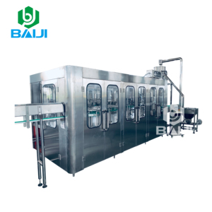 Full automatic 300ml 500ml 1000ml 1500ml small pet bottle mineral water bottling plant / line / project cost