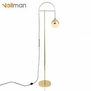 Vellman American style Industrial vintage floor lamp for decoration lighting