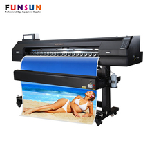 Outdoor Wallpaper Printing 1.7m DX5 Head Eco Solvent Printer